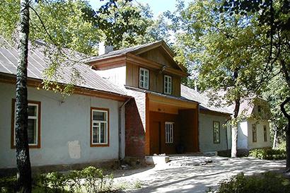 Салнавское поместье (Salnavas muiža)